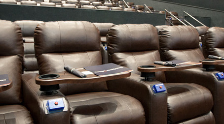 A New Seat in Town: Moviehouse & Eatery