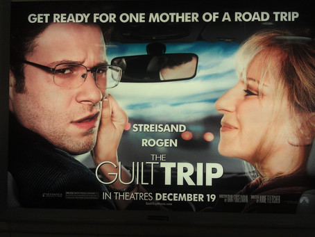Netflix Instant Mother's Day Pick: The Guilt Trip