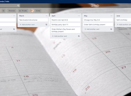 The Year Calendar