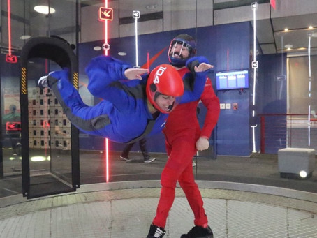 What to Expect at iFly Austin