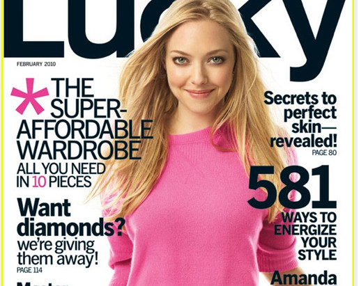 Chickster Crush: Amanda Seyfried