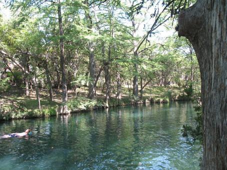 Best Swimming Holes in Austin