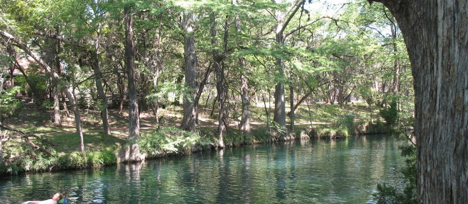 Best Swimming Holes in Austin