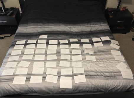 My Writing/Workout Retreat