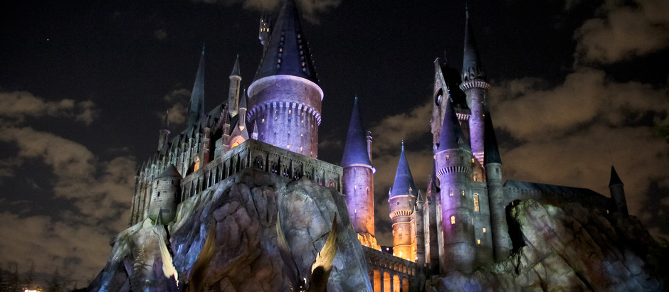Skip Town: The Wizarding World of Harry Potter