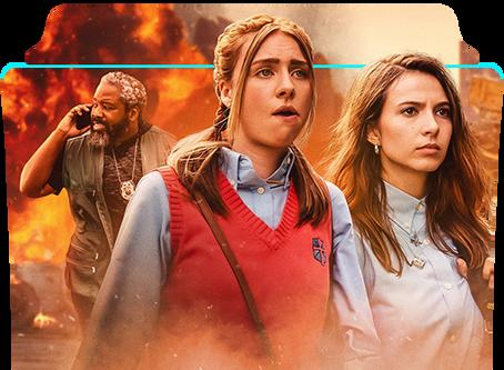 Watch Teenage Bounty Hunters and Warrior Nun on Netflix