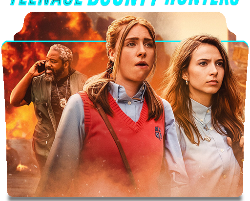 Watch Teenage Bounty Hunters and Warrior Nun on Netflix