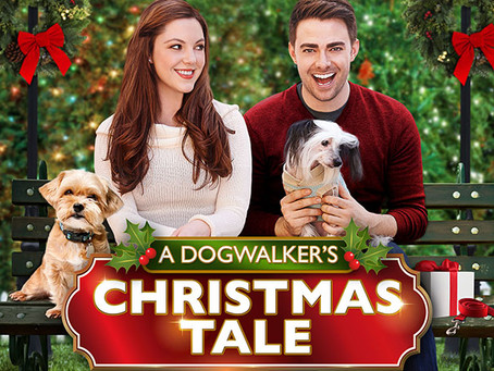 "A Dogwalker's Christmas ""Tail"""