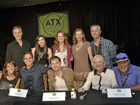 ATX Television Festival: Day Two: Everwood and Witches of East End