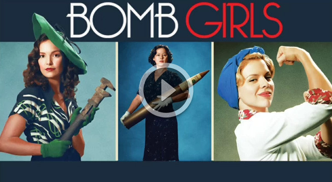 Netflix Instant Pick: Bomb Girls is Da Bomb