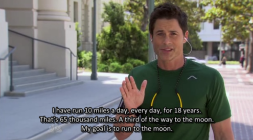 New Year's Resolution: Be as healthy as Rob Lowe in Parks & Rec