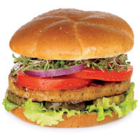 My Top 4 Favorite Austin Veggie Burgers
