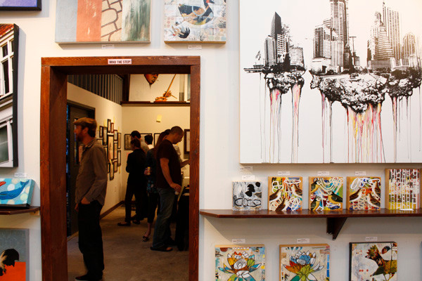 Fables opens at Austin Art Garage