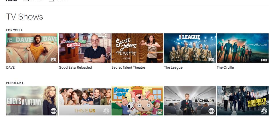 Hulu: What to binge/skip