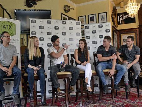 ATX Television Festival: Day Three: Roswell's 15-year Reunion