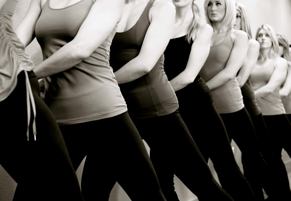 Practice Makes Perfect at Pure Barre