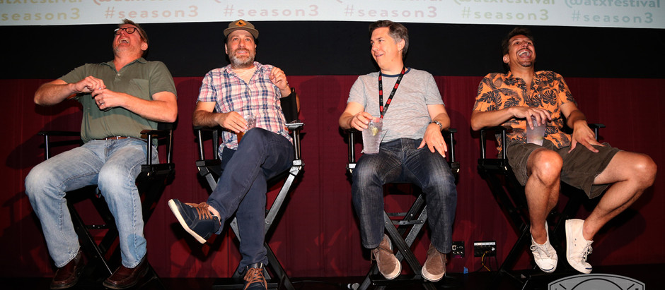 ATX Television Festival: Day One