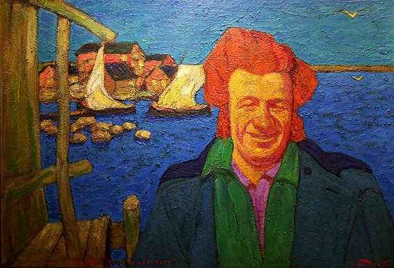 artcultivator Бритов рыбак голландия
