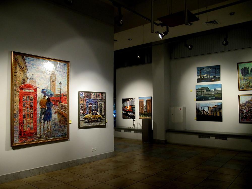 арткультиватор выставка в Беляево метафизика и диалектика города