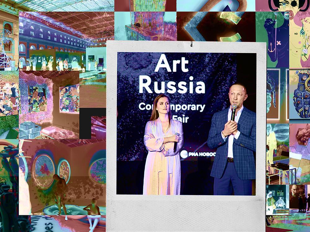 Art Russia, ярмарка искусства, гостиный двор, 1-4 апреля, 2021, art fair