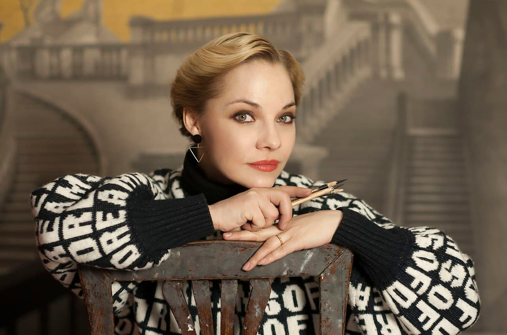 кузнецова-руф, арткультиватор, интервью, художник, винзавод, выставка, artcultivator, портрет