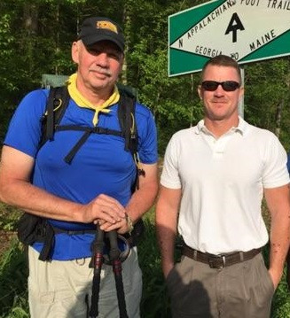 Recovery journey leads Connecticut man to Appalachian Trail