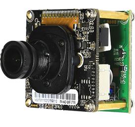 IPG-H200NS-WS1-E36. 2.0M Hi3518EV200+SC2135 Wireline-WiFi IP All-in-One Module