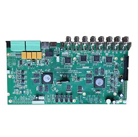 AHB7016F4-GL-V4. 16ch 5MP AHD DVR Board(V4)