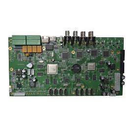 AHB7008F8-H. 8ch 1080P AHD DVR Board