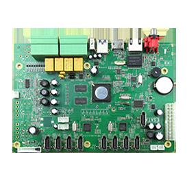 NBD7124H-P. 8ch5M/16ch4M/32ch1080P/32ch960P NVR Board