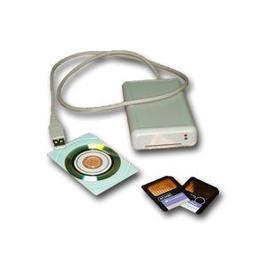 ASV-RD01. Считыватель Flash карт SMC.