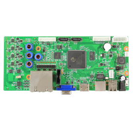 NBD7904T-P. 4ch1080P/8ch1080P NVR Board (POE)