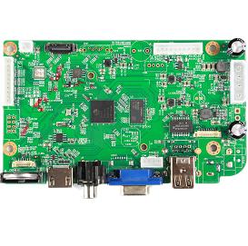 NBD8008R-PL. 8ch 1080P H.265 NVR Board