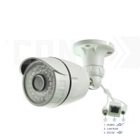 SAF-IPA135 Full HD(Металл/Белая). Уличная IP камера видеонаблюдения.