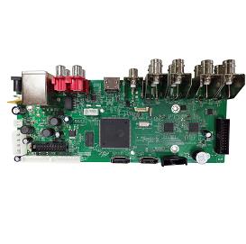 AHB7008T-LM-V3. 8CH 1080N AHD DVR Board(V3)