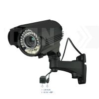 SAF-IP1000.Full HD(Металл/Черная). Уличная IP камера видеонаблюдения.