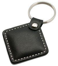 RFID Брелок Модель: Кожаный