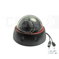 SAF-AHD395.4MP.(Пластик/Черная). Внутренняя камера AHD4MP, 0.001Лк, 2.8-12мм, с