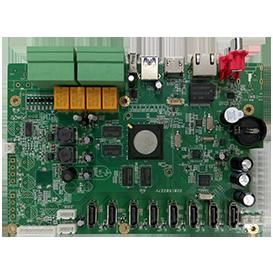 NBD8032H8-P 8ch5M/16ch4M/32ch1080P NVR Board