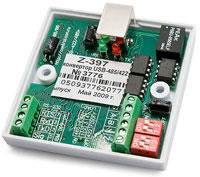 Z-397 конвертер с гальванической развязкой USB RS422/485