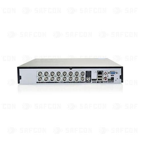 SAF-AHD6616HD. 16-ти канальный видеорегистратор AHD.