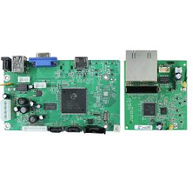 NBD7804R-FW. 4ch960P NVR WiFi Board