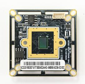 XAG-53X50PS-U.5MP XVI/AHD/TVI/CVI/CVBS Hybrid Module