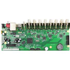 AHB7008T-LM-V2. 8 ch 1080N AHD DVR Board(V2)