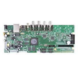 AHB7008T4-H-V2.  8 ch 1080P AHD DVR Board(V2)
