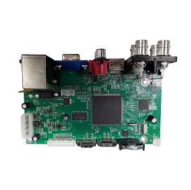 AHB7804R-LM-V3. 4ch 1080N AHD DVR Board(V3)