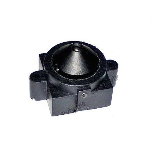 Держатель 02.М12.PinHole. Пластиковый держатель для объектива.17X17X4 мм