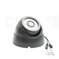 DVB300AHD5MP(Пластик/Черная). Внутренняя камера AHD 5MP, 0.001Лк, 3.6 мм, с ИК.
