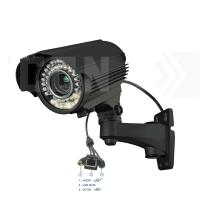 SAF-IPA1000.Full HD(Металл/Черная). Уличная IP камера видеонаблюдения.