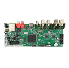 AHB7008T-LME-V3. 8ch 1080N Intelligent AHD DVR Board(V3)